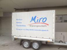 Miro Gipsergeschäft Zürich